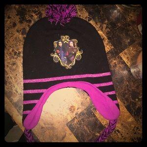 Disney Descendants winter ❄️ hat